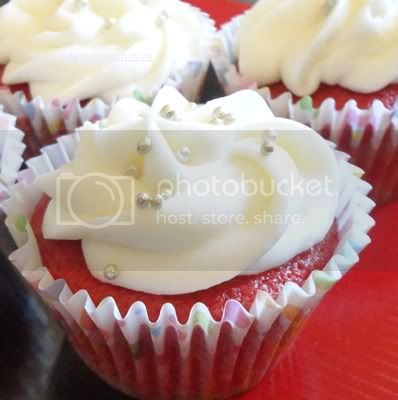 Red Velvet Cupcake, cupcakes
