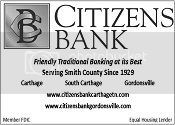 Citizen&#039;s Bank of Carthage/Smith County